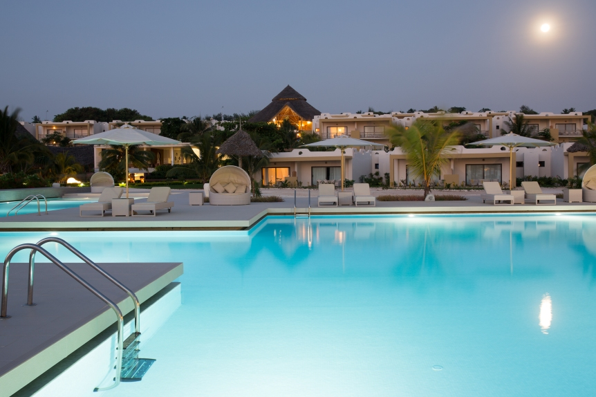 Tanasania Rundreise & Badeferien Sansibar - Hotel Gold Zanzibar