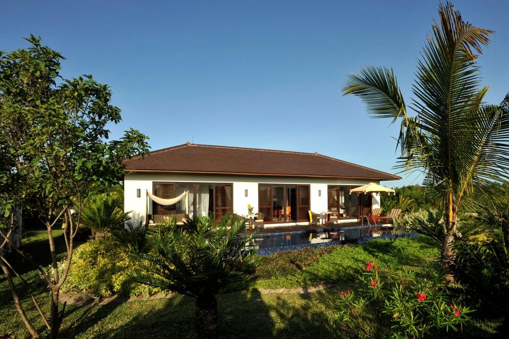Sansibar Badeferien - Ferien im Hotel Residence Zanzibar - Pool Villa