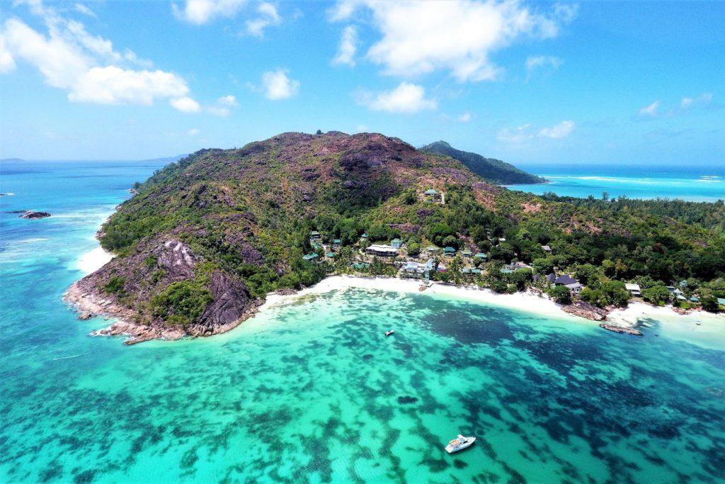 Islandhopping Seychellen - Hotel L Archipel auf den Seychellen