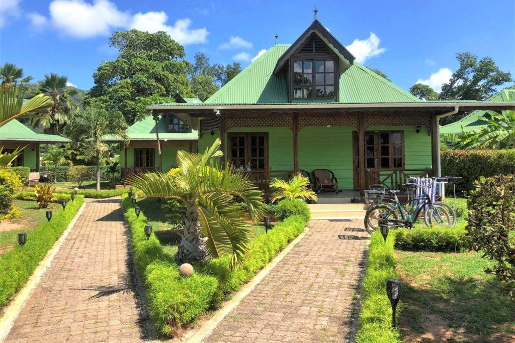 Inselhopping Seychellen - Villa Creole auf La Digue