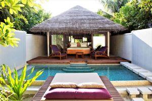5 Sterne Hotel Malediven - Coco Bodu Hithi Island Villa