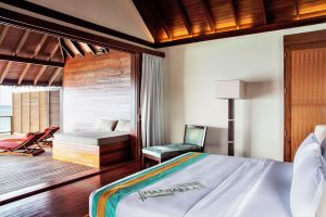 5 Sterne Hotel Malediven - Coco Bodu Hithi Water Villa