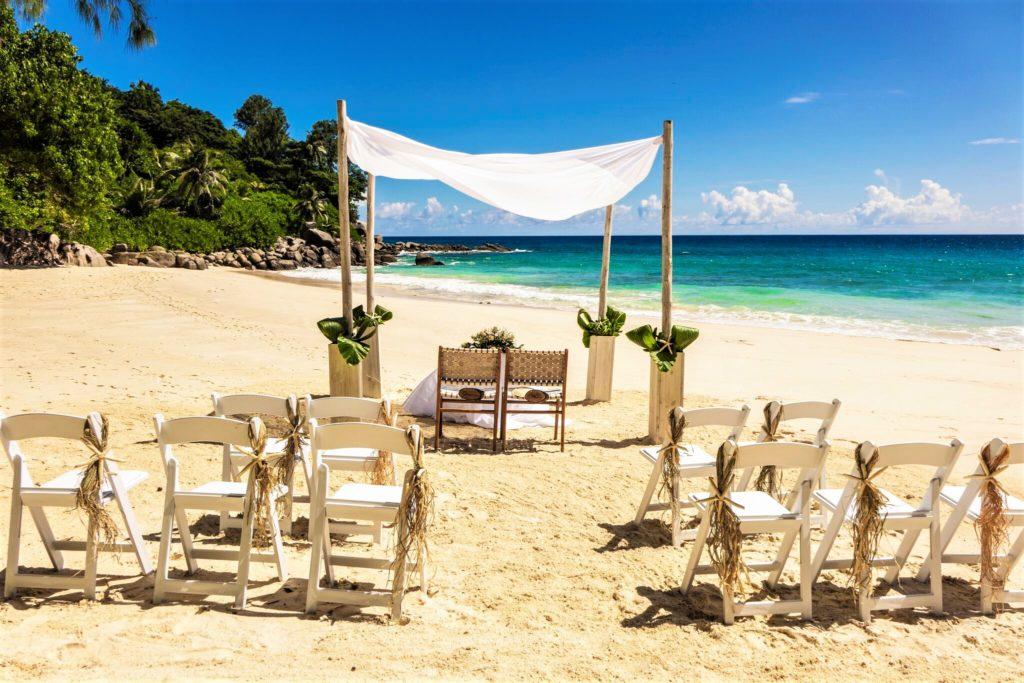 Seychellen Heiraten - Hochzeit am Strand - Mauritius Hochzeit
