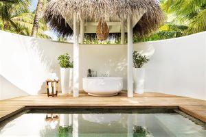 Luxusferien Malediven - LUX South Ari Atoll - Beach Pool Villa - Malediven Ferien
