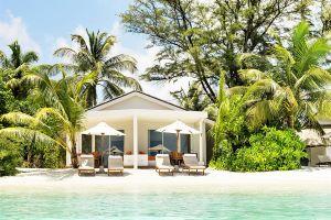 Luxusferien Malediven - LUX South Ari Atoll - Family Lagoon Pavilion - Malediven Ferien