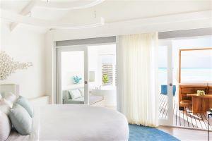 Luxusferien Malediven - LUX South Ari Atoll - Temptation Pool Water Villa - Malediven Ferien