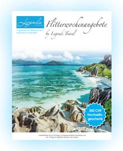 Flitterwochen & Hochzeitsreise Katalog
