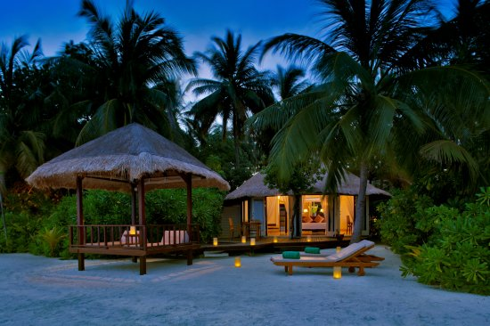 Banyan Tree Resort, Vabbinfaru