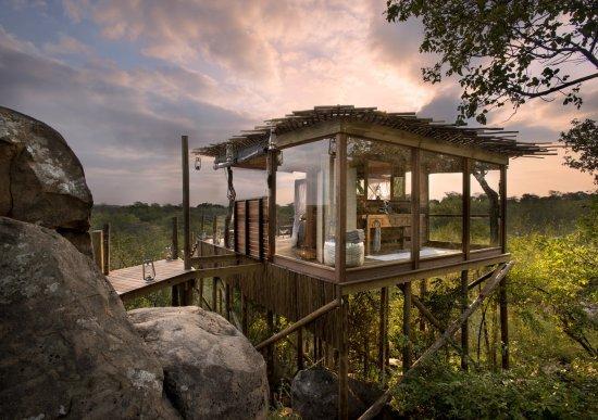 Lion Sands Game Reserve, Südafrika