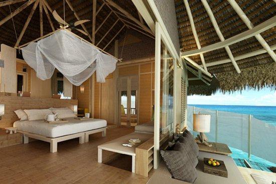 Six Senses Laamu, Malediven