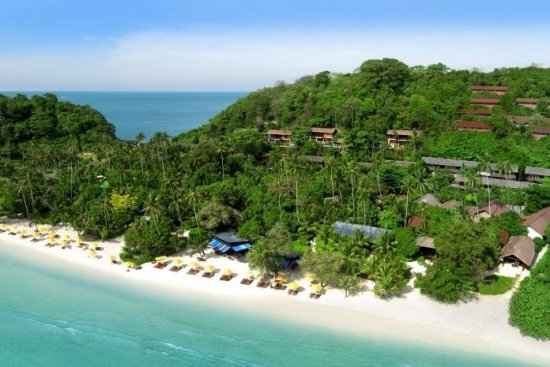 Zeavola Resort & Spa, Koh Phi Phi