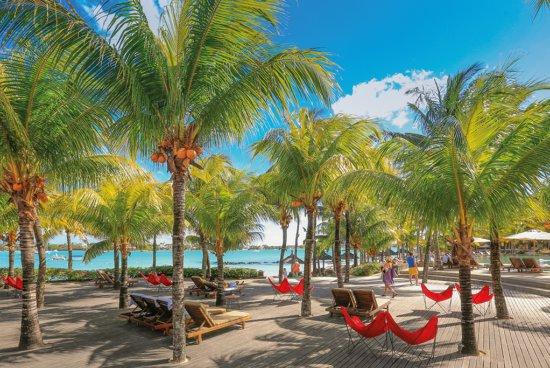 Mauricia Beachcomber Resort & Spa, Mauritius