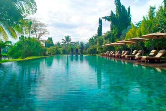 The Chedi Club, Ubud