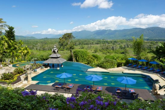 Anantara Golden Triangle, Chiang Rai