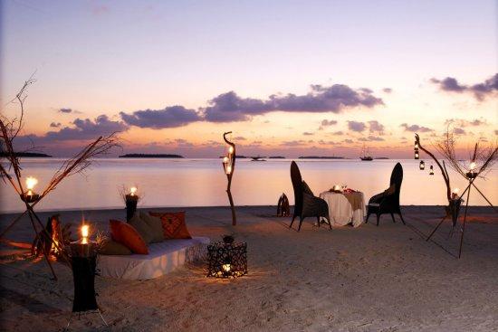 Anantara Kihavah Villas, Malediven