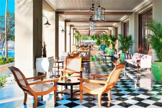 The St. Regis Mauritius Resort