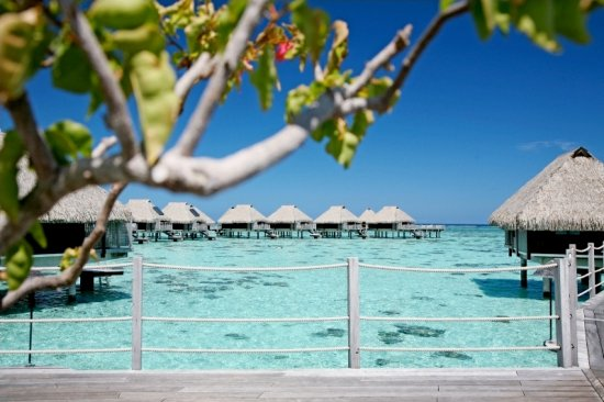 Hilton Moorea Lagoon Resort & Spa, Tahiti