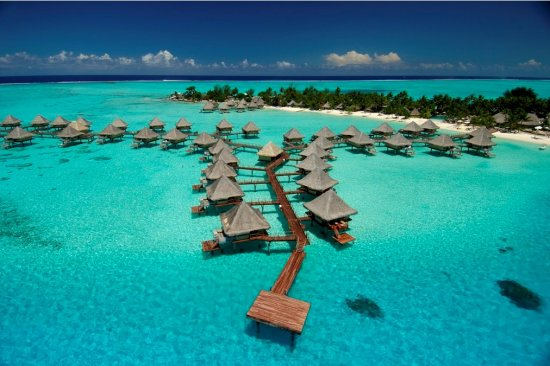 Intercontinental Le Moana, Bora Bora
