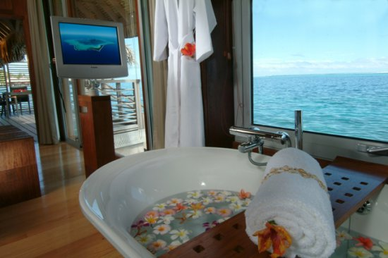 Intercontinental Thalasso, Bora Bora