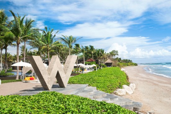 W Retreat & Spa Bali, Seminyak