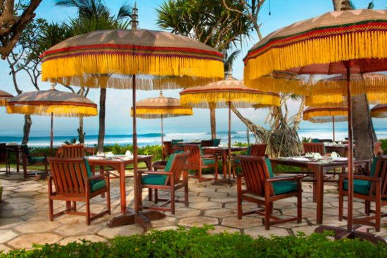 The Oberoi Beach Resort Bali