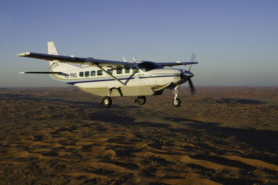Namibia Flugsafari