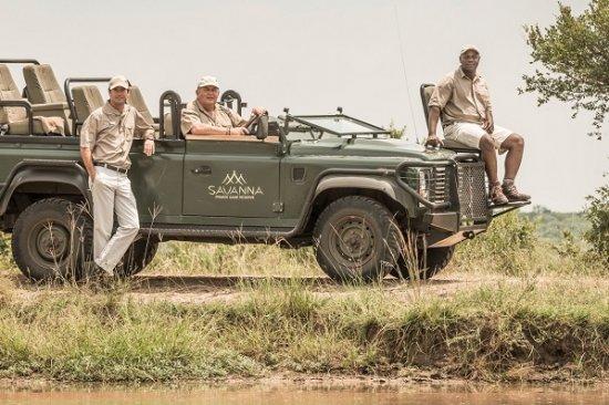 Savanna Game Reserve , Sabi Sand