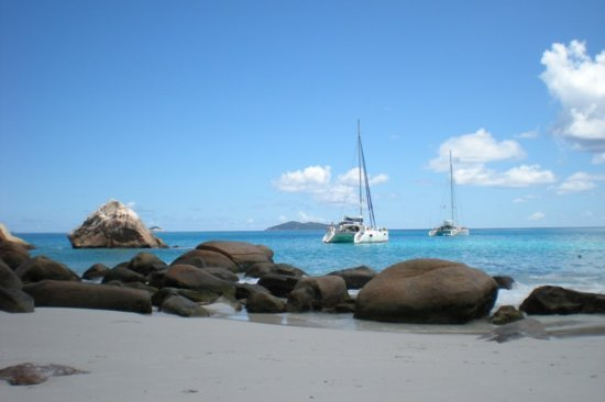 La Digue Dream – Dream Yacht Charter, Seychellen