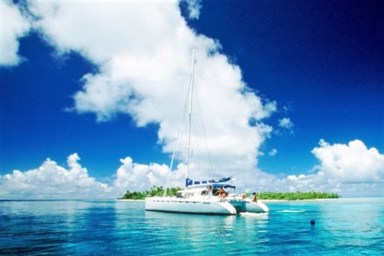 Sisters Dream – Dream Yacht Charter, Seychellen