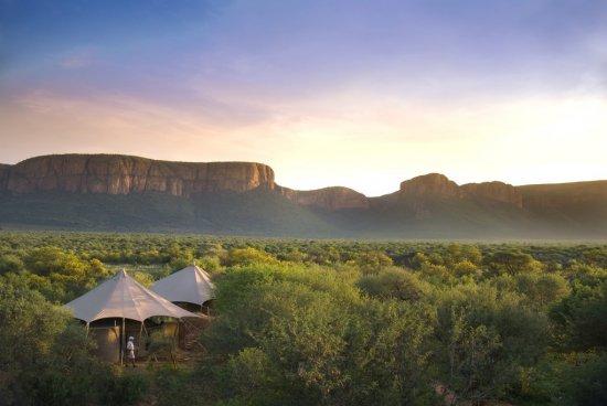 Safari & Reiten, Südafrika
