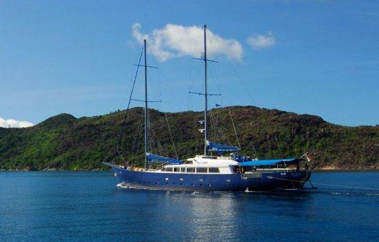 Seychellen Segel-Kreuzfahrt Sea Star & Sea Bird