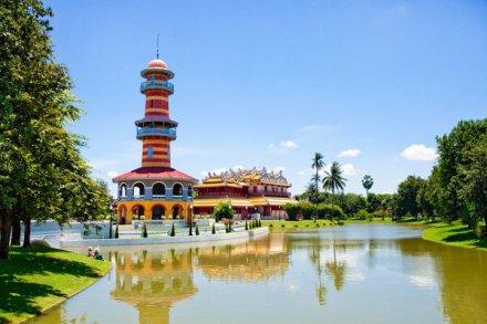 Bangkok – Ayutthaya
