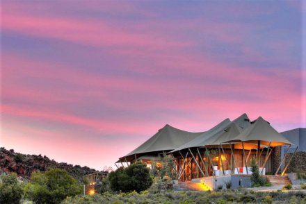 Kleine Karoo, 220km
