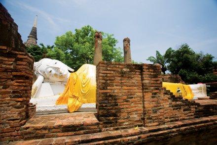 Bangkoko - Ayutthaya - Phitsanulok, 440 km