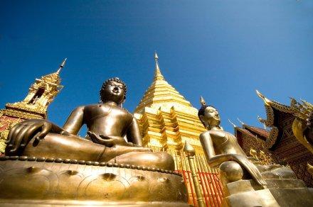 Chiang Mai, 55 km