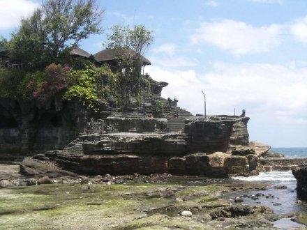 Ubud - Tanah Lot - Ende der Rundreise